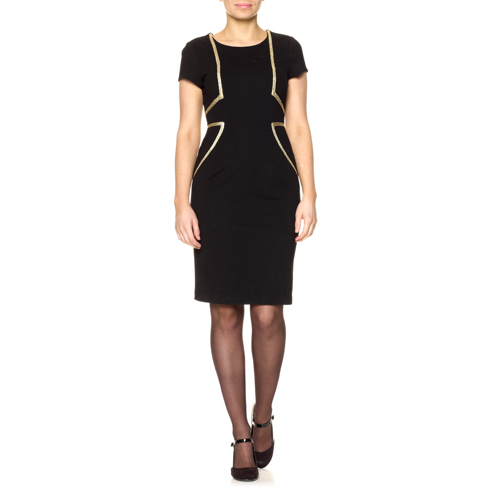 AW13MOD_-Broadway-Pencil-Dress_Gold_F