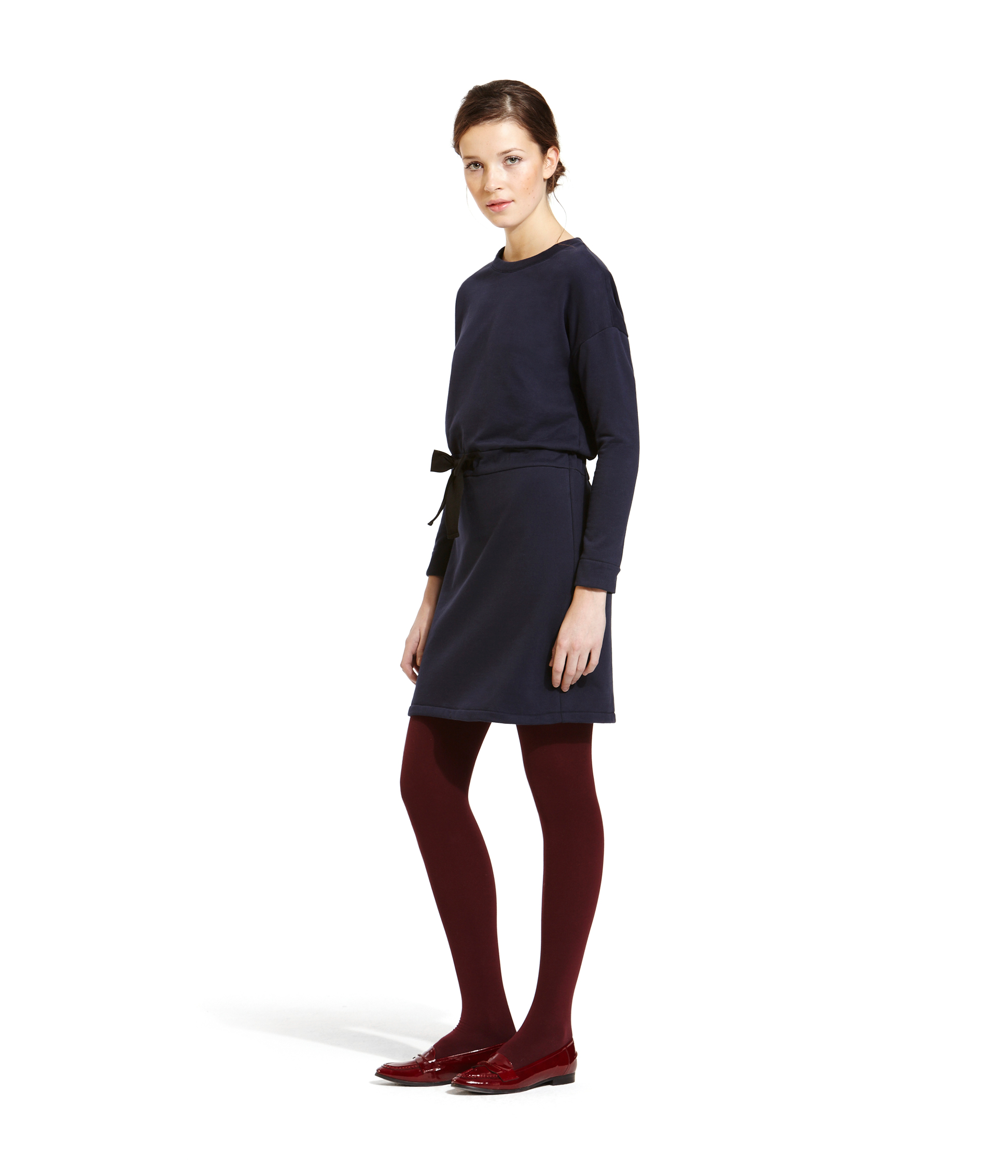 Petit Bateau Long-sleeved dress