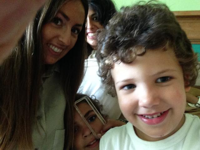 Rocio & family