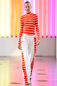 Preen by Thornton Bregazzi: Runway - London Fashion Week SS15
